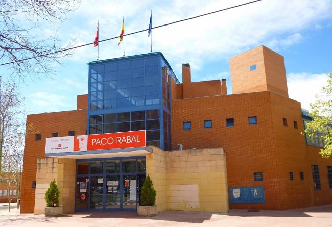 Centro cultural Paco Rabal Vallecas