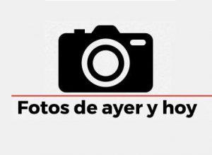 Fotos de ayer y hoy de Vallecas