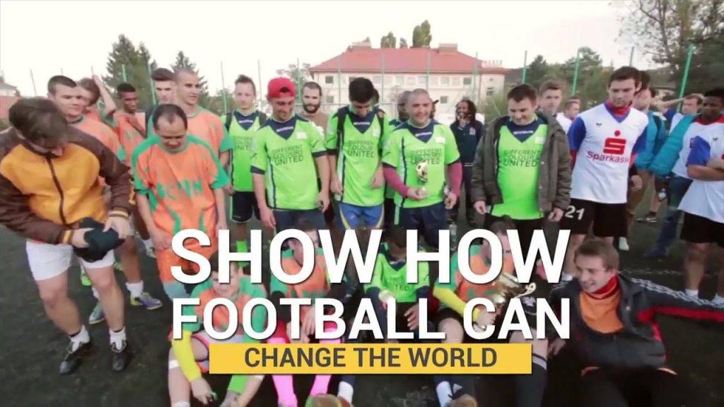 Fútbol contra el racismo Vallecas