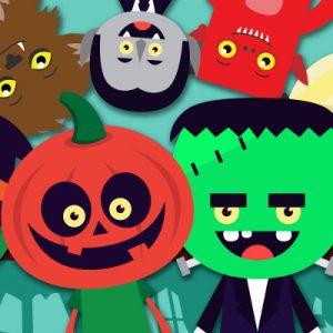 Halloween en el Mercado Santa Eugenia