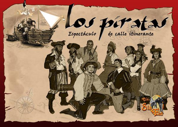 Los Piratas Cia Sin Fin Vallecas