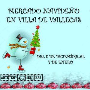"""Mercadillo navideño """"Villa de Vallecas"""""""