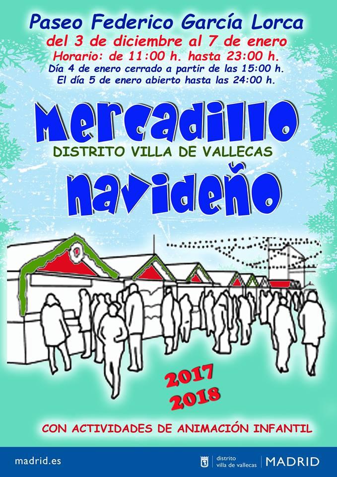 Navidad Villa de Vallecas