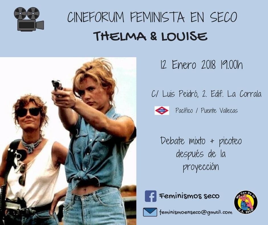 Cineforum feminista Vallekas Feminista
