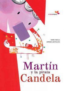 Martin y la pirata Candela