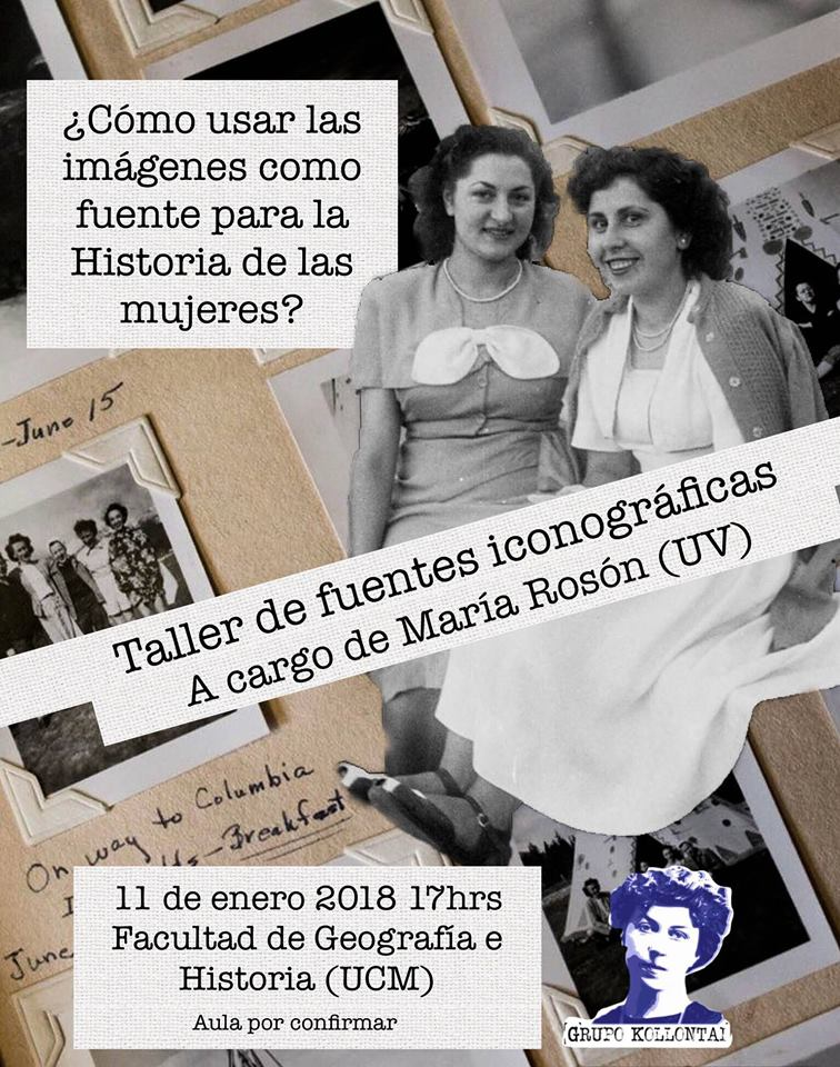 Fuentes iconograficas Vallekas feminista