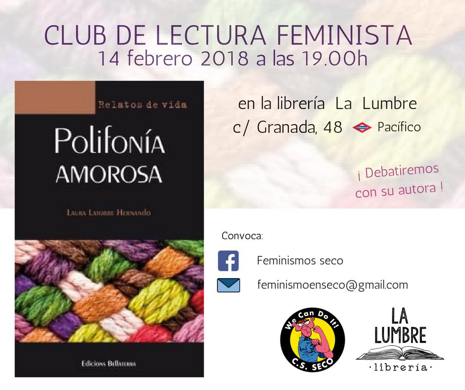 Club lectura Vallekas feminista