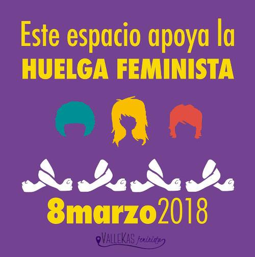 Huelga Feminista 2018