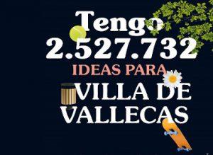 Presupuestos participativos 2018 Vallecas
