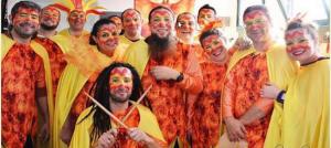 Exhibición de chirigotas Carnaval 2020 Puente de Vallecas