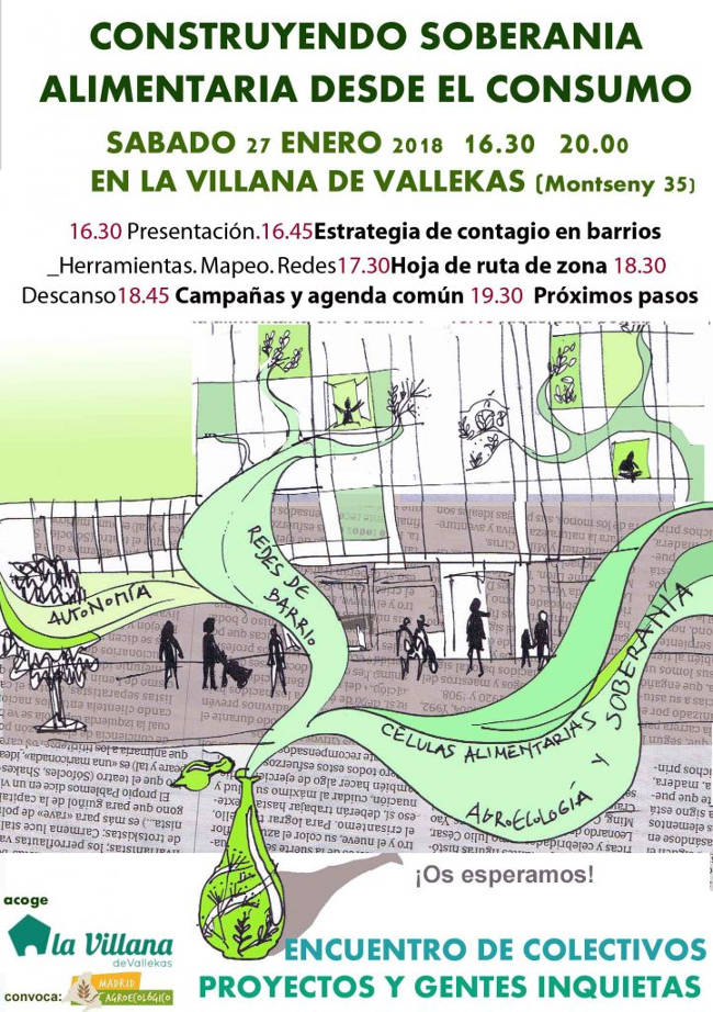 Agroecología Vallecas