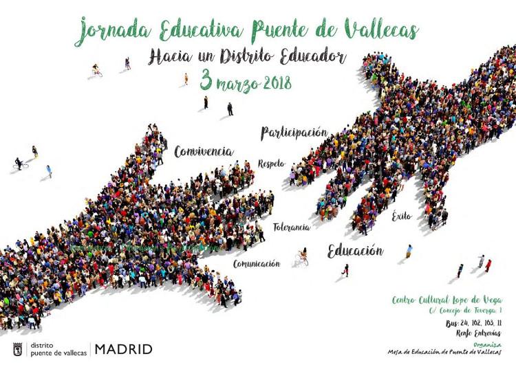 Jornada Educación Puente de Vallecas