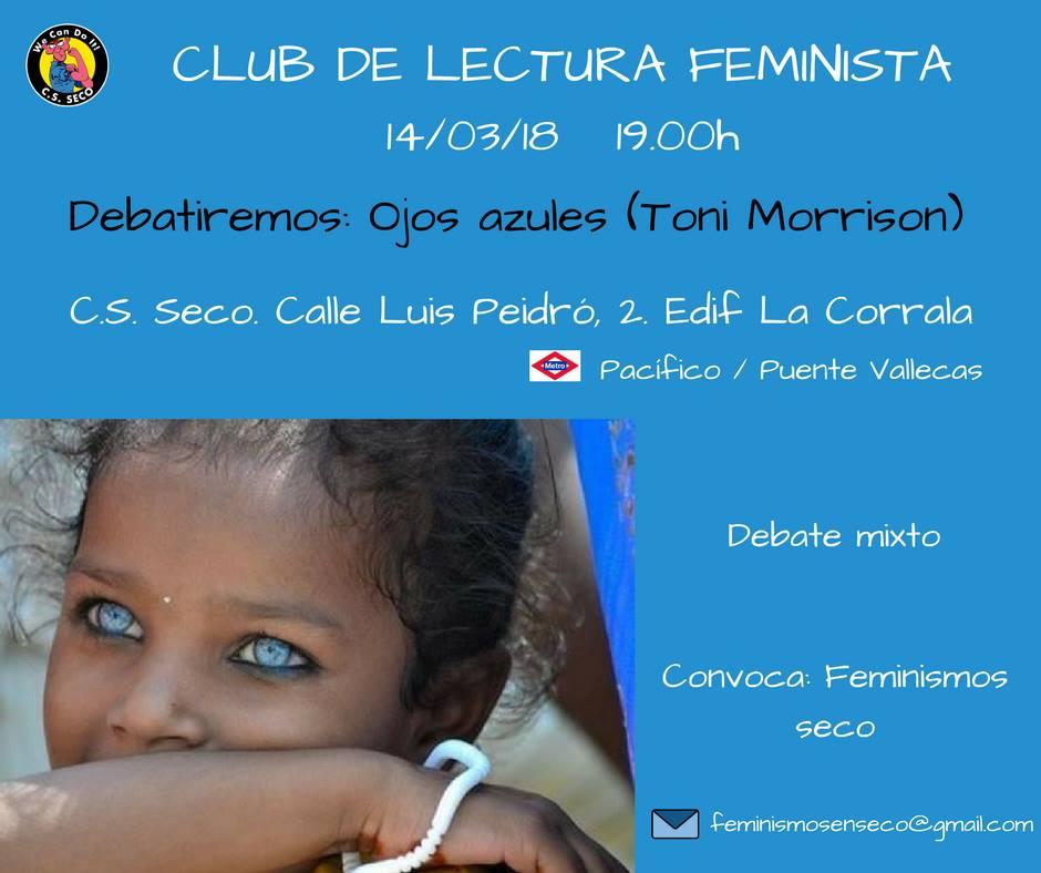 Lectura feminista CS Seco