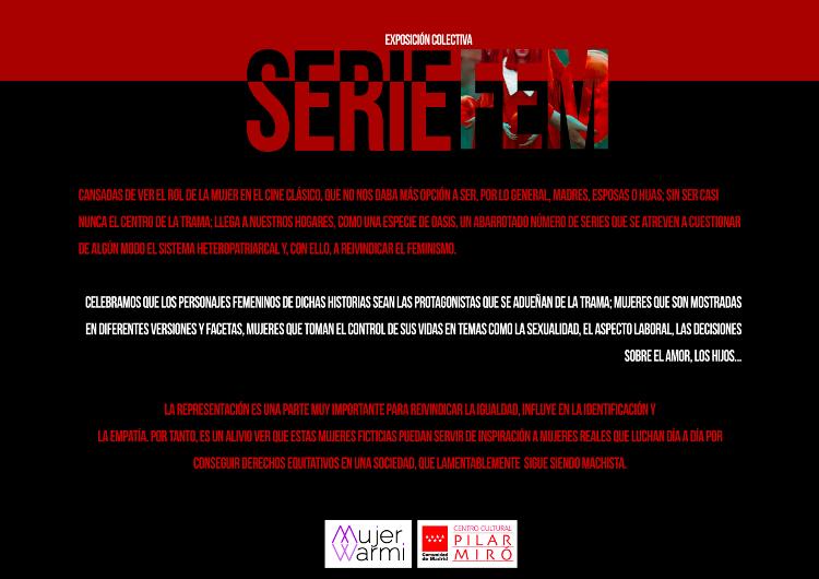 Exposicion Serie FEM Vallecas