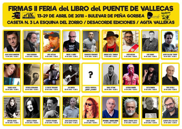 Feria del Libro Vallecas