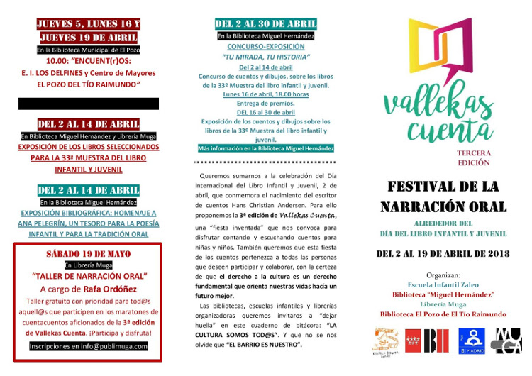 Vallekas Cuenta