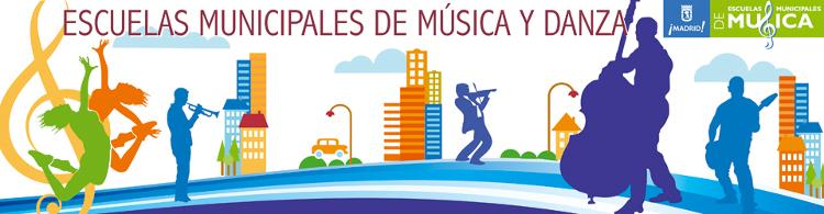 Escuelas municipales de música Madrid
