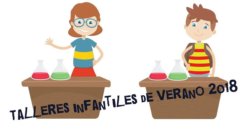 Talleres infantiles 2018 bibliotecas Vallecas