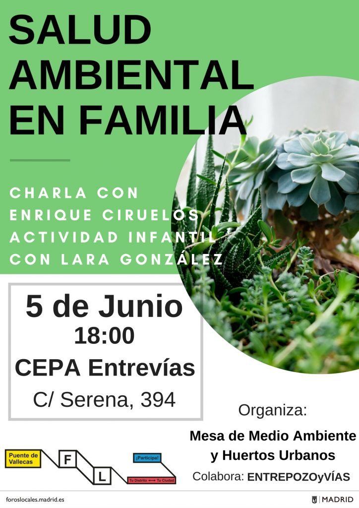 Semana Medio ambiente Vallecas