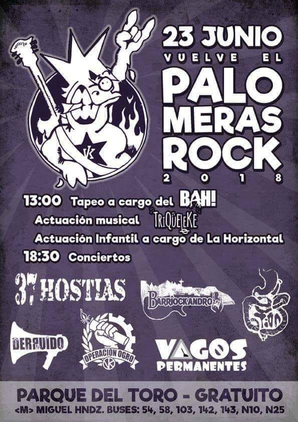 Palomeras Rock Vallecas