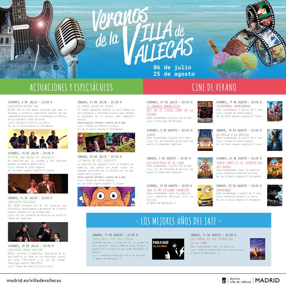 Veranos de la Villa Vallecas