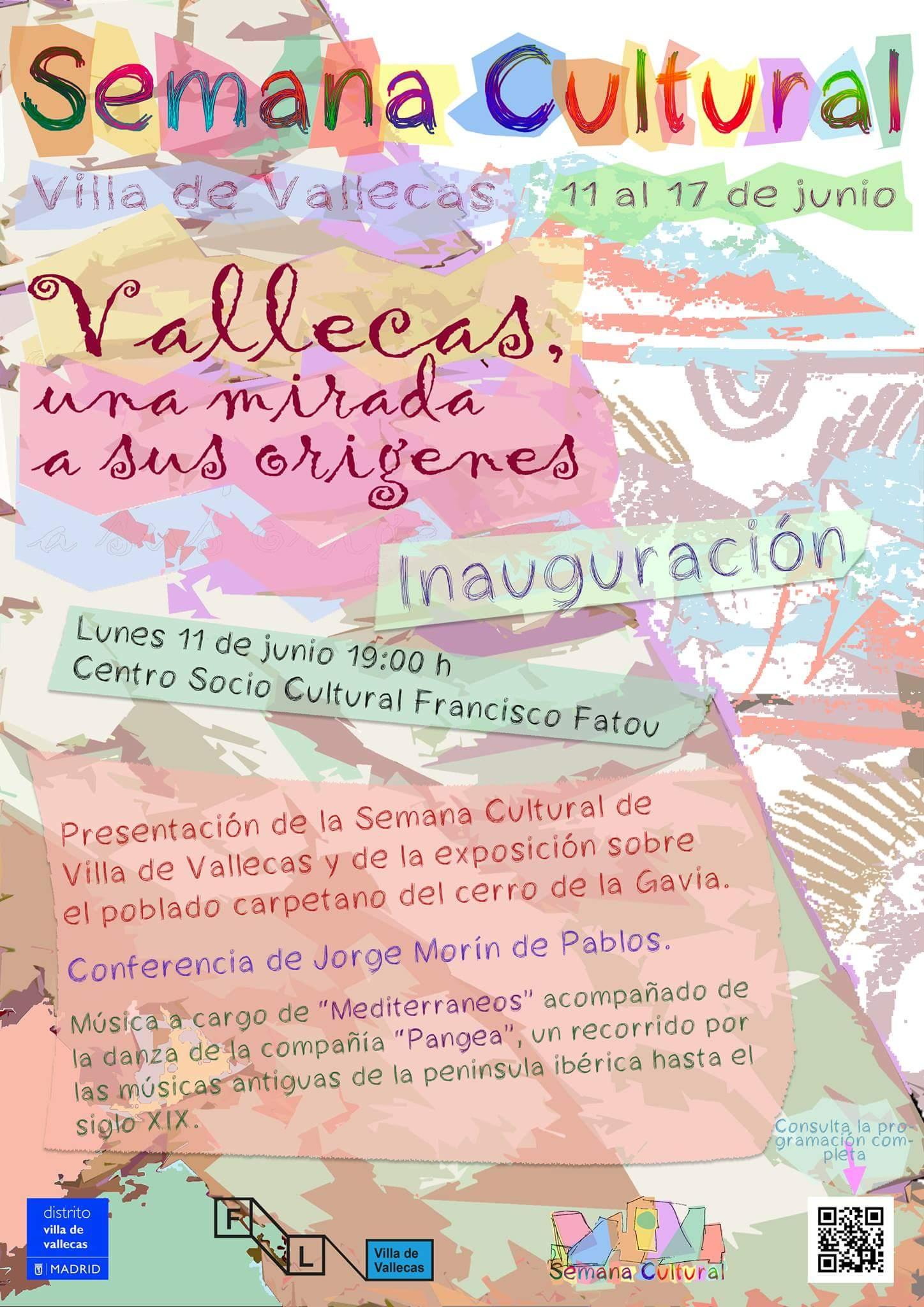 Semana cultural Vallecas