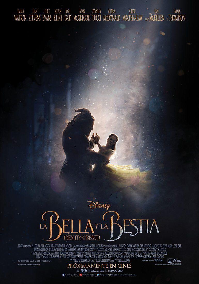 Cine de verano Vallecas  La Bella y la Bestia