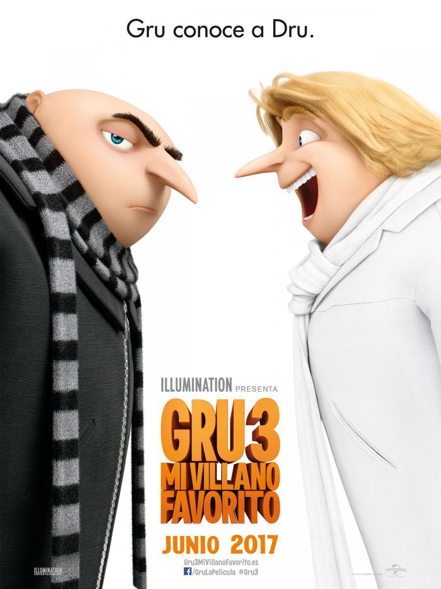 cine de verano Vallecas Gru 3