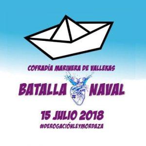 Batalla Naval de Vallekas 2018