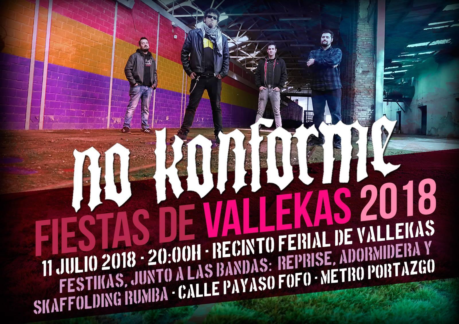 Festikas 2018 Vallecas
