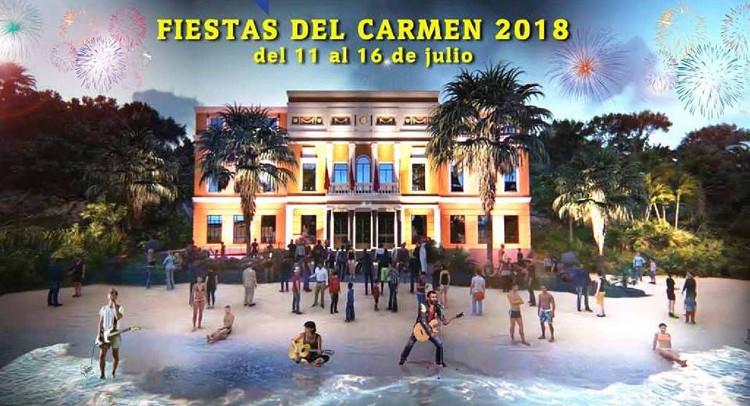 Fiestas Carmen 2018 Vallecas