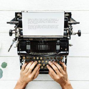 Perfeccionando el estilo literario (inscripción)