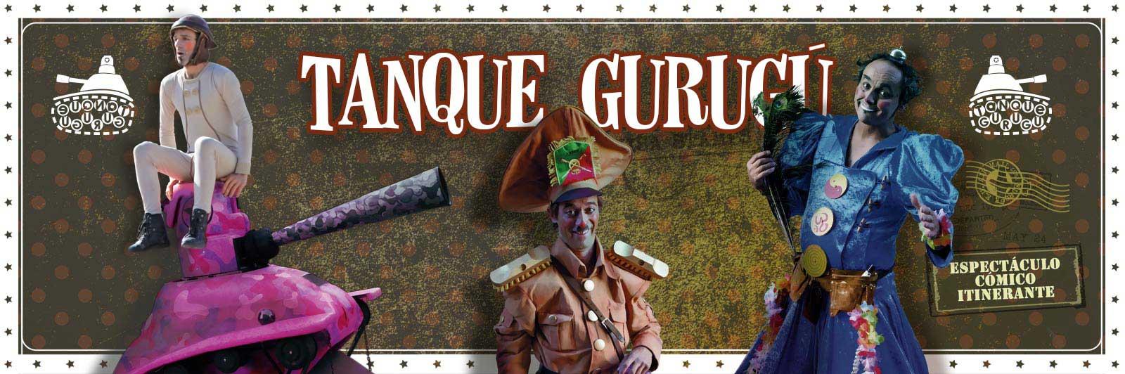 Tanque Gurugú a cargo Fiestas del Carmen 2018