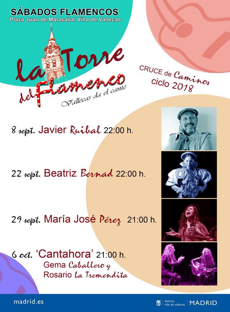 La torre del flamenco Vallecas