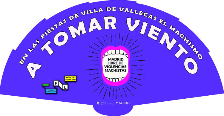 Punto violeta Vallecas