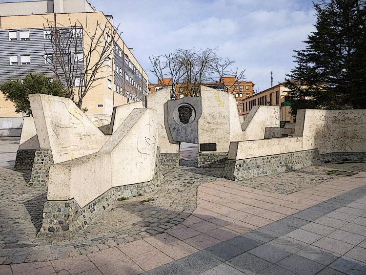 Monumento_a_Federico_García_Lorca Vallecas