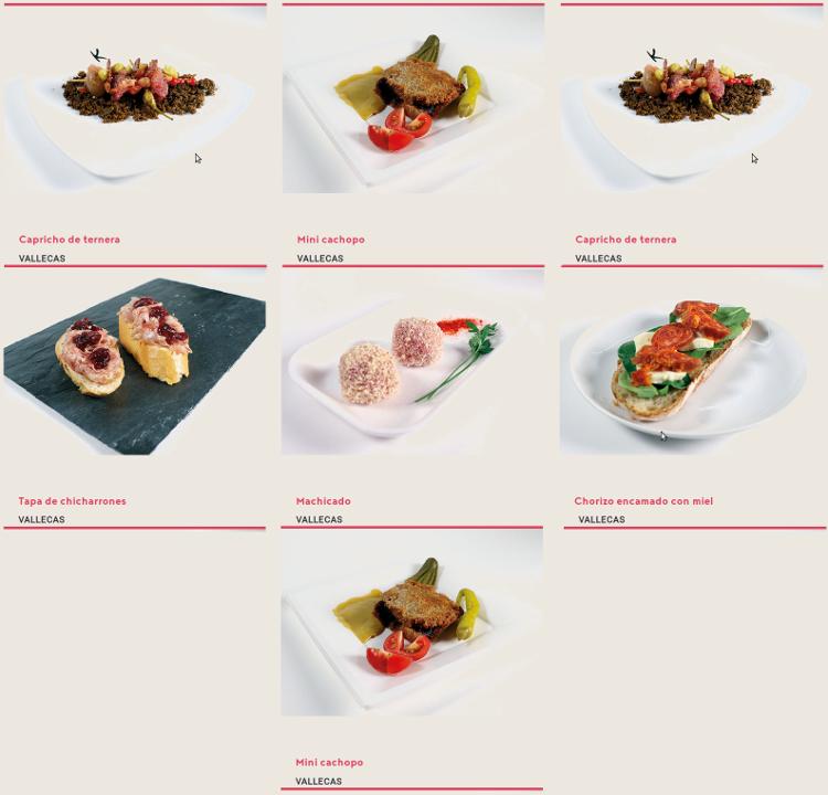 Tapas de Carne Vallecas