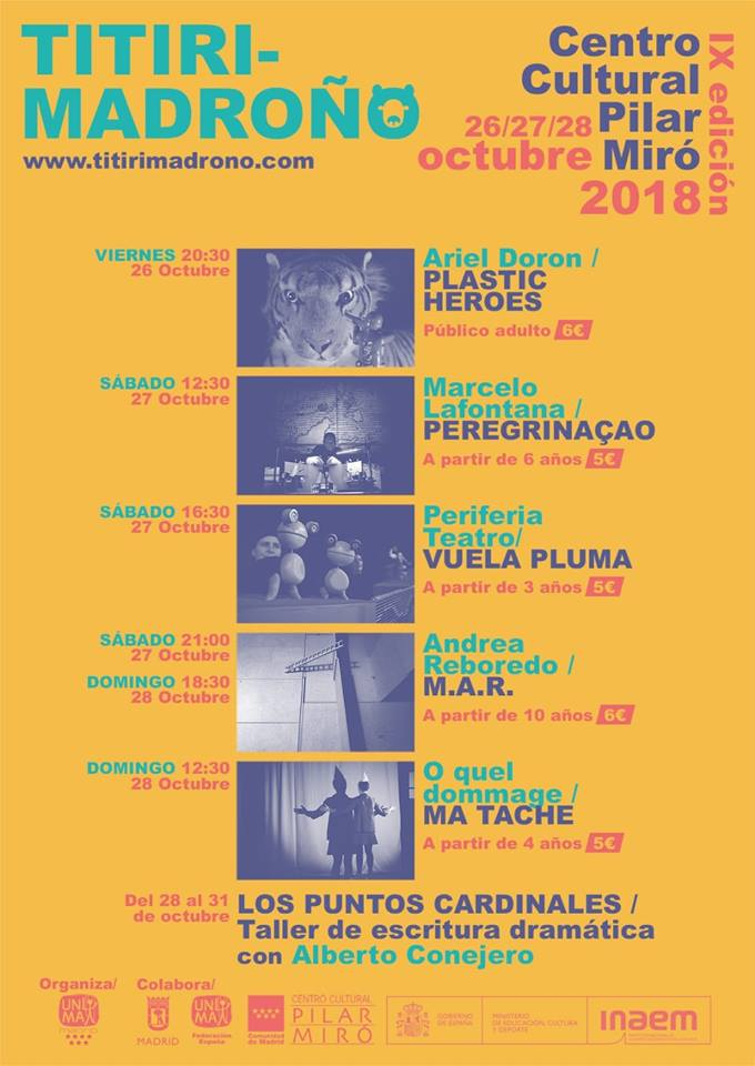 Titirimadroño 2018 Vallecas