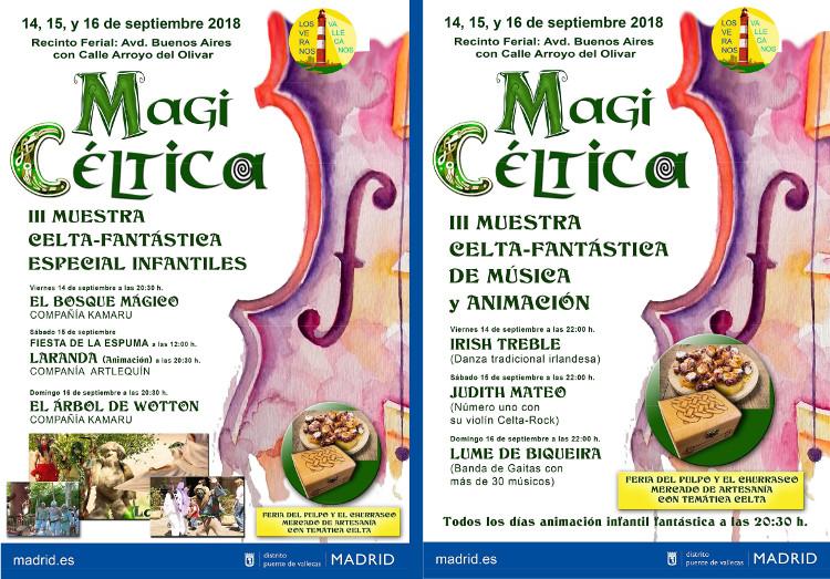 Magiceltica- Vallecas
