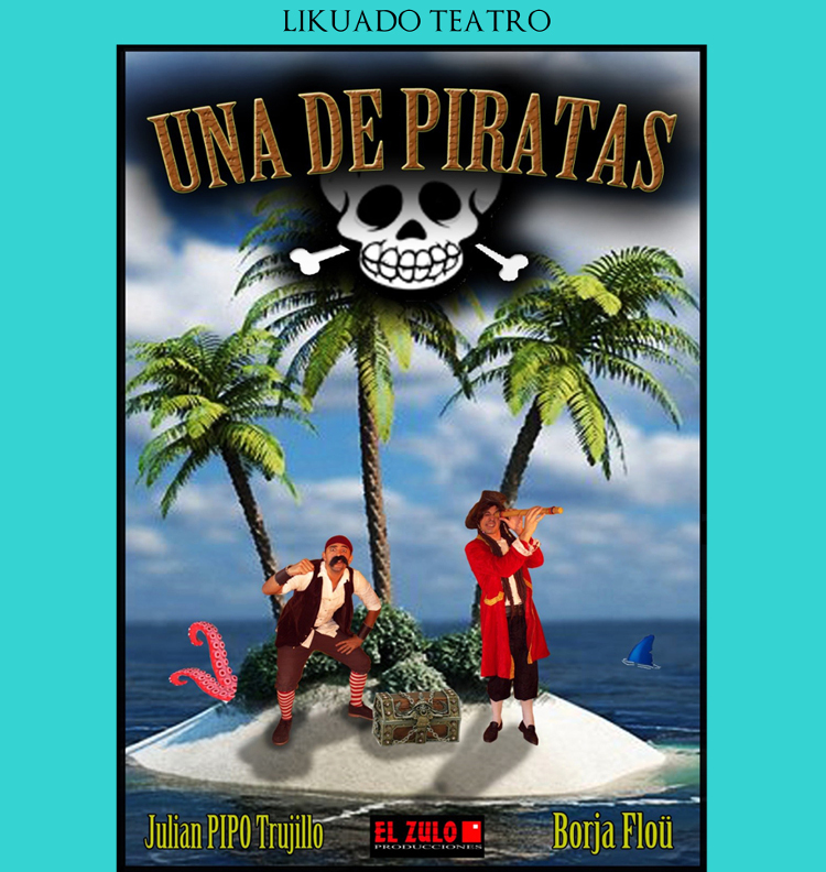 Historias de piratas con Likuado Teatro