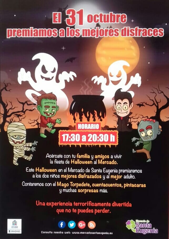 Halloween Vallecas