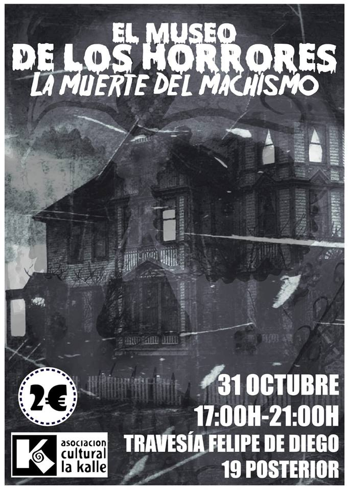 Museo de los horrores Halloween Vallecas