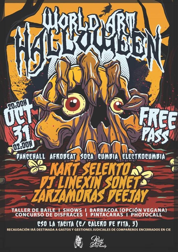 Halloween Vallecas