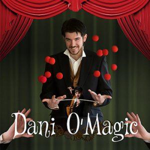 Taller de magia con Dani O'Magic (C.C. Pilar Miró)