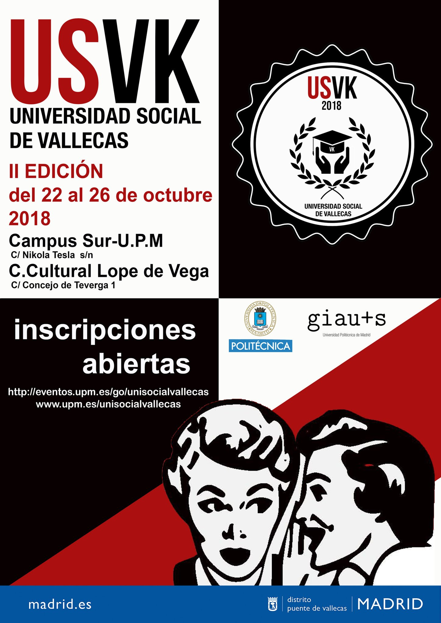 Universidas Social Vallekas
