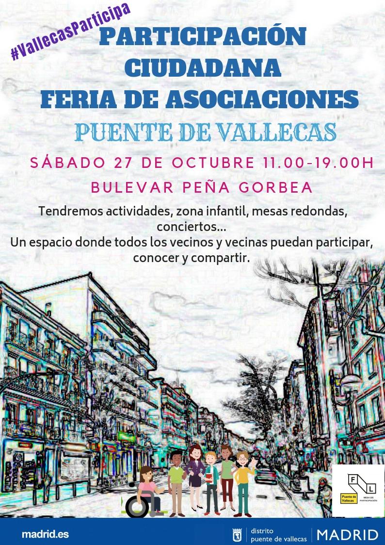 Feria_Asociaciones_Vallecas_cartel