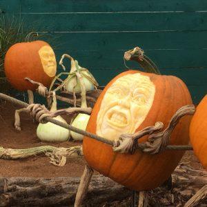 Halloween solidario