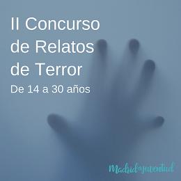II Concurso Relatos de terror de los Centros Juveniles