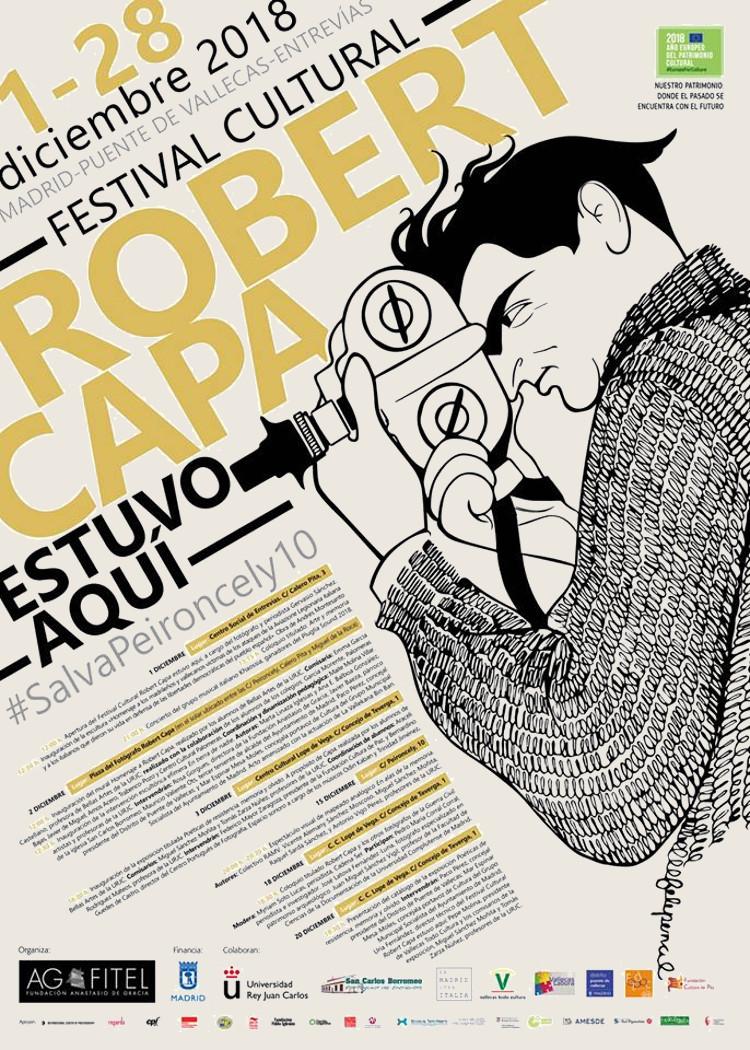 Festival Robert Capa Vallecas