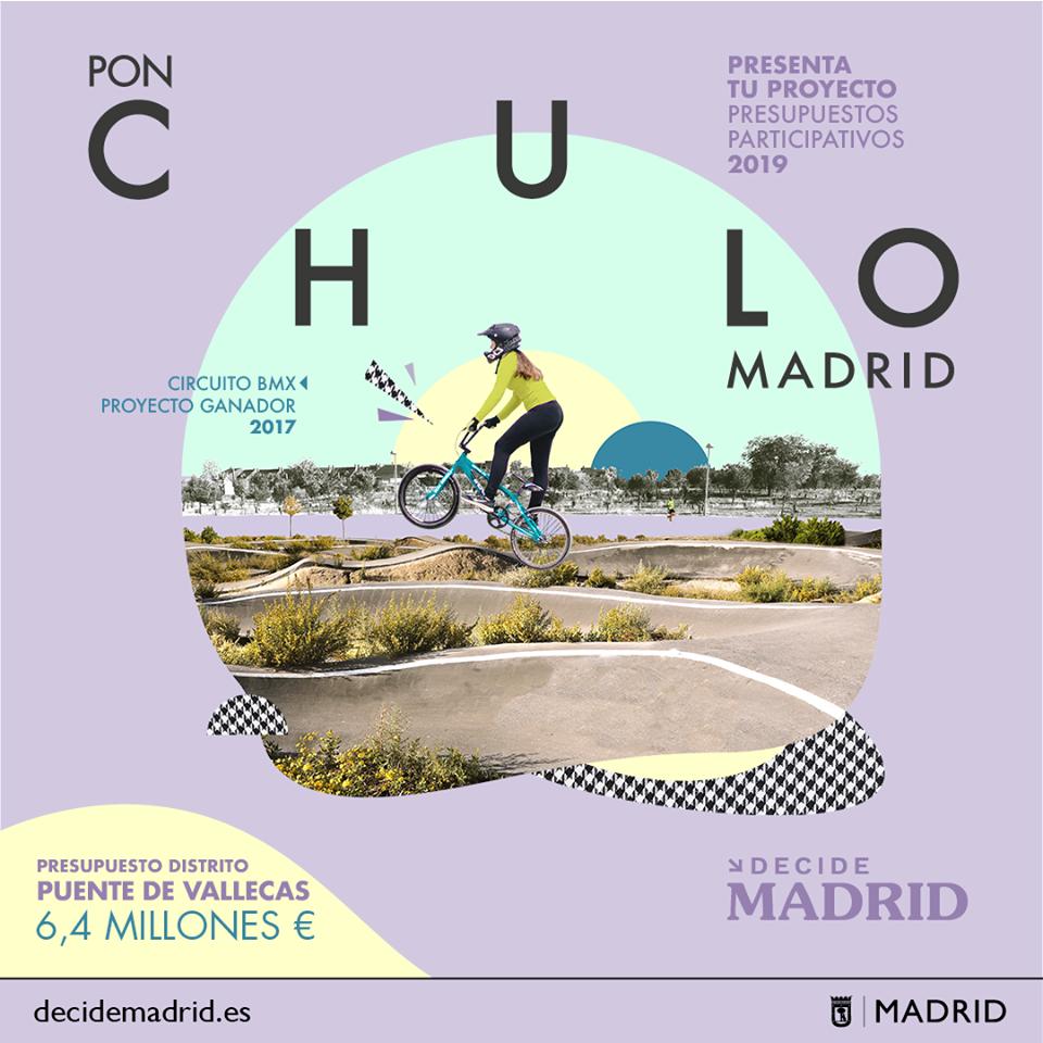 Presupuestos Participativos 2019 _Puente de Vallecas